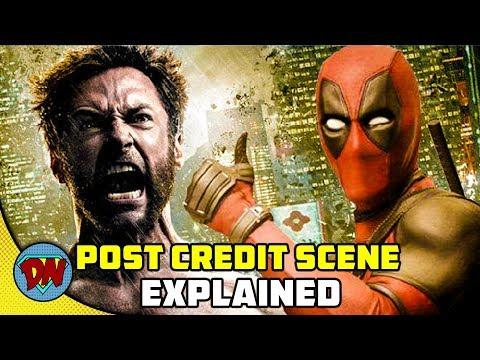Xxx Mp4 Deadpool 2 Post Credit Scene Explained In Hindi 3gp Sex