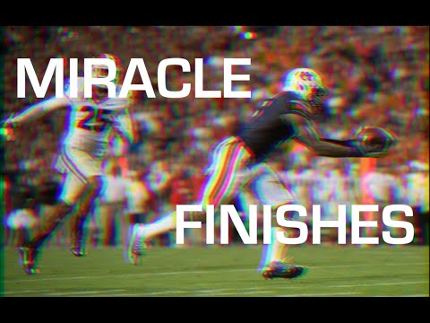 College Football Miracle Finishes Part 1