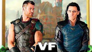 "THOR 3 RAGNAROK - ""Quand Thor BALANCE Loki..."" - Extrait VF (2017)"
