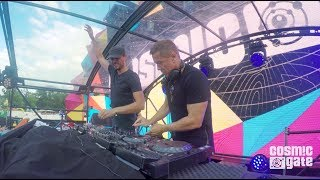 Cosmic Gate live at Electronic Family 2017
