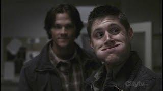 Partes engraçadas de Sobrenatural 1 temporada