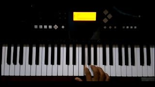 Bojena se Bojena Natok Tune Piano Tutorials Md Alamin OF ASRGroup10
