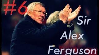 Sir Alex Ferguson 25 lat z Manchesterem United - Część 6