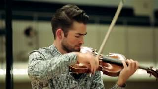 R.Schumann   Violin Sonata No.3   IV. Finale   Ben Kim, Piano   Niek Baar, Violin   HD