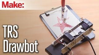 Weekend Projects - TRS Drawbot