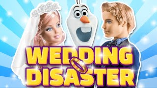 Barbie - Wedding Day Disaster | Ep.1