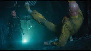Deadpool VS Cable Escena de la Prisión [HD] DEADPOOL 2 (2018)