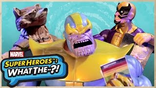 Thanos Returns to Comic-Con - Marvel Super Heroes: What The--?! Ep. 34