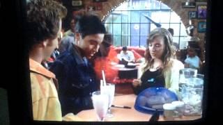 Kira Ford meets Blake Bradley at Hayley's Cyberspace
