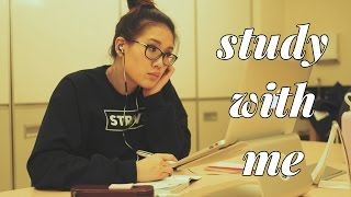 Study With Me--A Real Time Study Session | TheStrive Studies