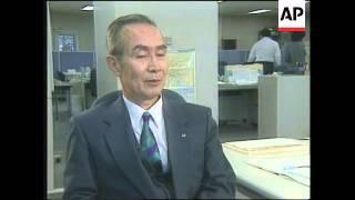 JAPAN: TOKYO: 2ND ANNIVERSARY OF SARIN GAS ATTACK ON SUBWAY