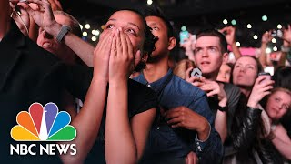 Live Music And Live Sports Look To Outlast COVID-19 | NBC News NOW