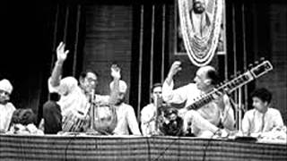 Ustad Vilayat Khan - Raga Bhairab Bahar, Tabla- Ustad Zakir Hussain