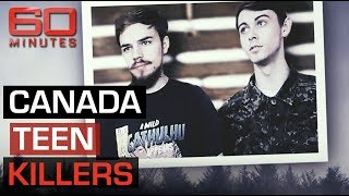 EXCLUSIVE: Disturbing insight on Canada's teen killers | 60 Minutes Australia