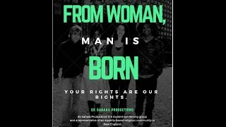 From Woman, Man is Born