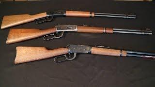 Winchester Model  94 Comparison