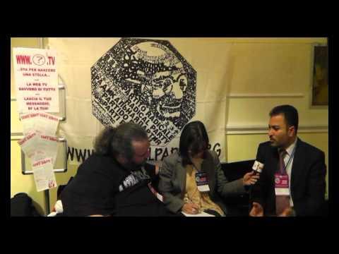 39mo congresso PRNTT - Intervista a Khalil Almarzooq