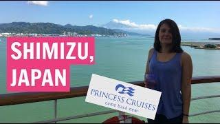 Shimizu + Balloon Drop: Golden Princess: Asia Cruise VLOG9 (2018)