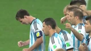 Argentina Vs Netherlands Semi Final tie breaker World Cup 2014
