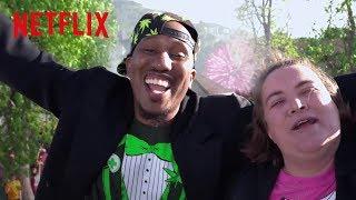 Disjointed   Teaser: 420 Musical Singalong   Netflix