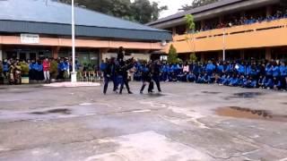 Dance SMKN 1 Tarakan (X - Jasa Boga)