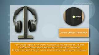 Some Common Steps to Troubleshooting Sony® Wireless Headphones