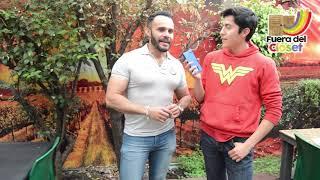 Porno Gay con Charly Diaz (Entrevista) | Fuera del Clóset TV