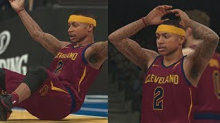 NBA 2K18 My Career - 1st LeBron Meeting! Whoever Offense! PS4 Pro 4K Gameplay