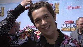 Austin Mahone Calls Camila Cabello