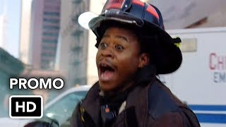 """Chicago Fire 7x13 Promo """"The Plunge"""" (HD)"""