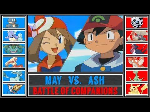 Xxx Mp4 Ash Vs May Pokémon Sun Moon Battle Of Companions 3gp Sex