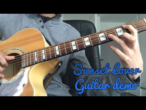 Download Lagu PETIT BISCUIT - Sunset Lover (Guitar Demo With Vocals) + TAB