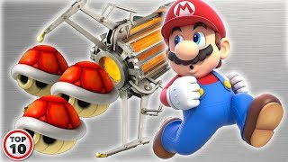Top 10 Insane Video Game Guns