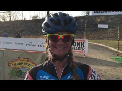 Christina Gokey-Smith Women's 40-44 Champion