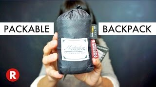The Best Travel Backpack? // Matador Unboxing