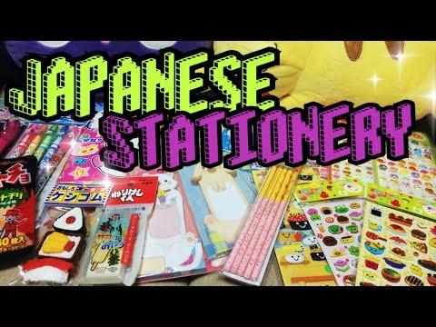 Cute Japanese Stationery Haul ♥︎ My PO Box