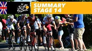 Summary - Stage 14 - Tour de France 2017