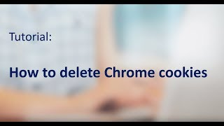Clear Chrome cookies – Here's how to delete your cookies in Chrome!