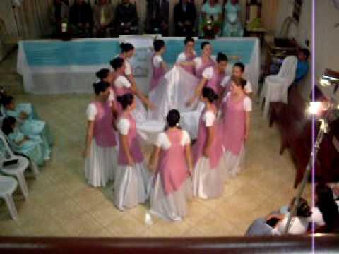 coreografia Vyrtud IEQ Tangará Te Louvarei
