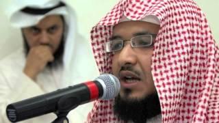 تلاوة مؤثرة للشيخ عبدالمحسن الاحمد