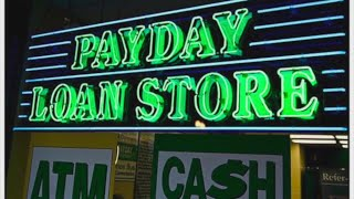 Indiana state lawmakers talk about payday loans