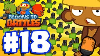 1000+ SENTRY GUNS MADNESS! | Bloons TD Battles Gameplay Part 18 (BTD Battles)