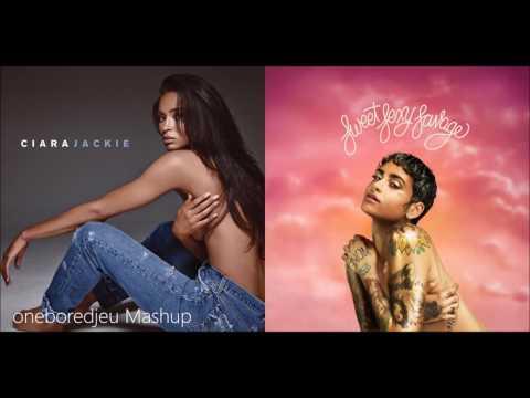 I'm Distracted - Ciara vs. Kehlani (Mashup)