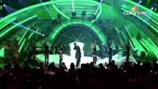 SRK perf  songs from Don 2 & RA One   Apsara Awards 2012  11th March 720p 1