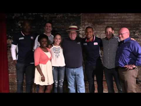 Longmeadow resident competes as finalists in New England Revolution's national anthem auditions