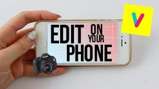 How To Edit Videos On Your Phone