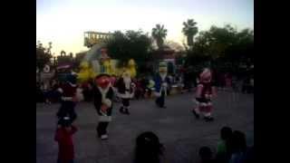 Navidad en Plaza Sesamo