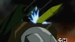 Megas XLR - Wrath of Bob