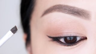 Eyebrow Tutorial For Beginners   chiutips