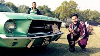 Drive 1970's Ford Mustang in Delhi | Saif Ali Khan | Kangana Ranaut | Chinigiri |
